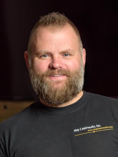 Todd Harkness headshot